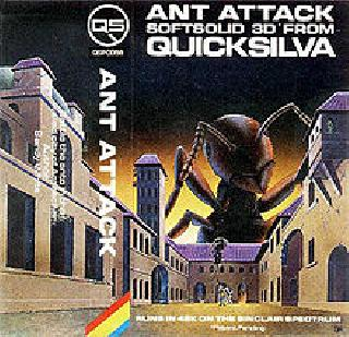 Screenshot Thumbnail / Media File 1 for [Budget] Ant Attack (UE)